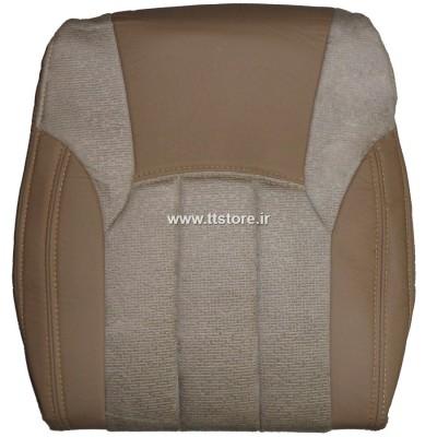 روکش صندلی پژو 405 چرم - جیر کد 229